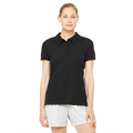 Picture of Ladies' Performance Three-Button Mesh Polo