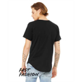 Picture of Fast Fashion Men's Curved Hem Short Sleeve T-Shirt