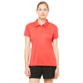 Picture of Ladies' Performance Three-Button Polo