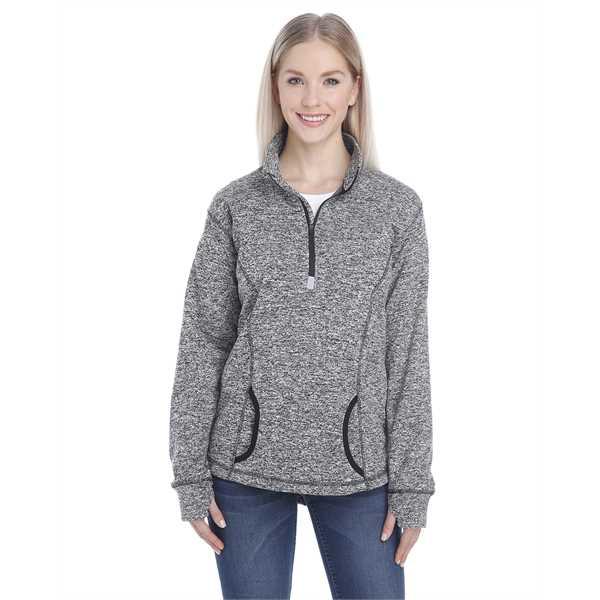 Picture of Ladies' Cosmic Fleece Quarter-Zip