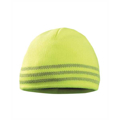 Picture of Unisex Tri-band Reflective Beanie