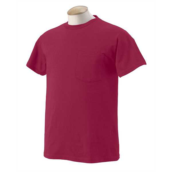 Picture of 5.6 oz., 50/50 Best™ Pocket T-Shirt