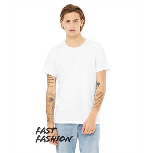 Picture of Fast Fashion Men's Split Hem T-Shirt