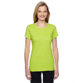 Picture of Ladies' 4.7 oz. Sofspun® Jersey Junior Crew T-Shirt