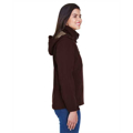 Picture of Ladies' Glacier Insulated Three-Layer Fleece Bonded Soft Shell Jacket with Detachable Hood