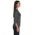 Picture of Ladies' Premium Jersey 3/4-Sleeve T-Shirt