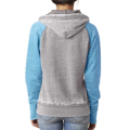 Picture of Ladies' Zen Contrast Pullover Hood