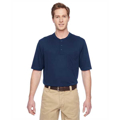 Picture of Adult Short-Sleeve Performance Henley