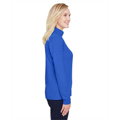 Picture of Ladies' Zone Sonic Heather Performance Quarter-Zip