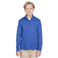 Picture of Youth Zone Sonic Heather Performance Quarter-Zip