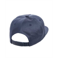 Picture of Adult Unstructured 5-Panel Snapback Cap