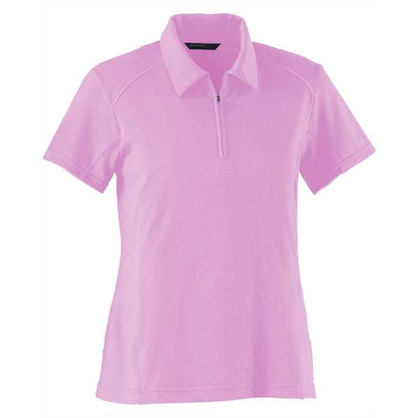 Picture of Ladies' Poly Spandex Polo with Mesh