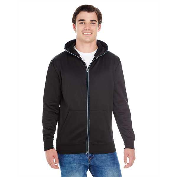 Picture of Adult Glow Full-Zip Hood