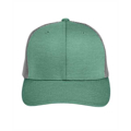 Picture of by Yupoong® Adult Zone Sonic Heather Trucker Cap