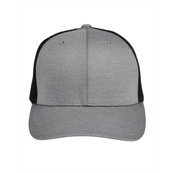 DK GRY HTH/ BLK