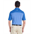 Picture of Men's Heather Block Polo