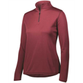 Picture of Ladies' Attain Quarter-Zip Pullover