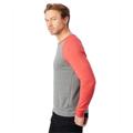Picture of Unisex Champ Eco-Fleece Colorblocked Sweatshirt