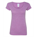 Picture of Ladies Twisted Slub Jersey Scoopneck T-Shirt