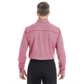Picture of Men's Central Cotton Blend Mélange Button-Down