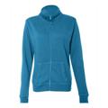 Picture of Ladies Sueded Fleece Full Zip Jacket