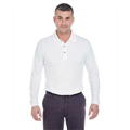 Picture of Men's Egyptian Interlock Long-Sleeve Polo