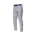 Picture of Youth Pro Style Elastic Bottom Baseball Pants