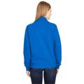 Picture of Ladies' 7.2 oz. Sofspun® Quarter-Zip Sweatshirt
